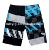 OEM/ODM microfiber beach shorts for men