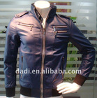 2012 Leather Jacket Fashion Clothing