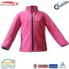 2012 Hot!! Kid's softshell jacket without hood