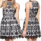 New Coming Popular Lace Junior Cocktail Dress SD247
