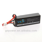 rc lipo battery 20c 11.1v 1800mah
