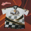 sublimation custom motorcycle racing clothing shirts