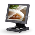 Seat monitor 10.4 inch tft dvi touch screen monitor