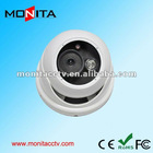 700TVL SONY EFFIO-E LED Array IR dome camera