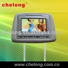 "8-digit game function, support two players 7"" inch car DVD player (CL-800D)"