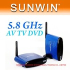 5.8G Wireless Audio Video Sender Transmitter Receiver accpet paypal