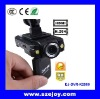 Hot sell Rotatable 2ch LCD Screen carcam Full hd 1080p DVR Car K2000 with IR night version