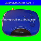 Pocket Car ISDB-T Receiver for Japan or South America