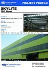 Fiberglass reinforced Polyester Sheets