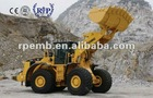 4.5 m3 bucket China brand new Wheel Loader CLG888 III for selling