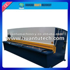 CNC Hydraulic guillotine aluminum cutting machine with ce,aluminum guillotine,aluminum sheet zinc
