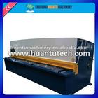 CNC Hydraulic guillotine aluminum cutting machine with ce,aluminum guillotine,aluminum sheet zinc