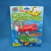 Popular wind up swiming fish baby toy