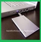 Hotselling card key usb flash drive