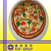 artifical emulational plastic pizza craft, promoyional gift