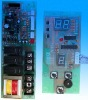 Electronic water heater control unit