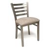 metal canteen chair