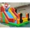 Inflatable Bouncer Game - Clown Bouncy Slide.