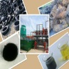 2012 waste tyre oil processing equipment