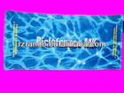 magic beach towel / promotional printed beach towel