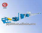 silicone extrusion line uses in silicone plastic or silicone wire