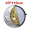 5 in 1 Light Collapsible Reflector