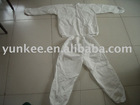 Disposable chemical suit