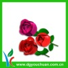 Small Flat Decorative Artificial Flower