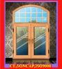 Security aluminium window GF-W029