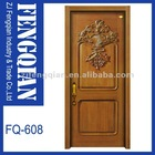 100% Painting Interior Solid Wood Door