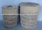 laundry basket/wicker basket/storage basket/clothes basket