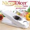 dicer vegetable cutter