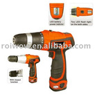 10.8V electric cordless drill
