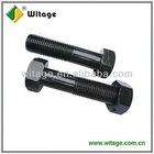 DIN 931 high pressure hex bolt for petroleum engineering,i bolt,jack bolt