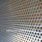 lower price perferated metal sheet