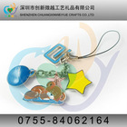 custom retractable mobile phone strap