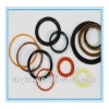 Colored silicone o ring