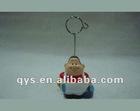maintenance man decorative card holder