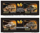 radio control /radio control(RC )model tank, 1/16 R/C Battle Game Tanks: Russian T-34/85 VS German Tiger 1