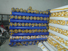 2x100M HDPE tarpaulin fabric in roll