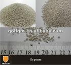 Granular Gypsum Fertilizer(Calcium Sulphate) for golf turf