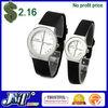 F03456 Korean Brief Leisure KIMIO Quartz PU Rubber ultra-thin Wrist Watch 1425 For Man Lady Couple Lover Gift
