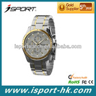3ATM Steel Stainless Back Japan Movt Quartz Watches