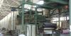 Abrasive cloth production line