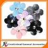 fashion sequin flower hair accessories