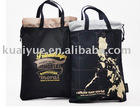 popular Janpanese and Korea style canvas shopping bags