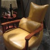 Stylish 2011 five-star hotel lounge chair - New Design