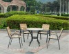 Antique wood outdoor furniture of Solid Wooden Furniture