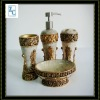Polyresin Bathroom set