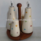 kitchenware pepper bottles oil vinegar bottles